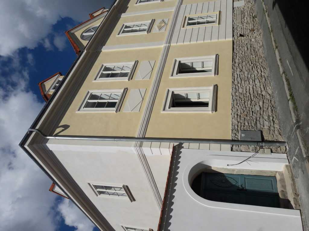 Rekonstrukce měšťanského domu v centru Kutné Hory